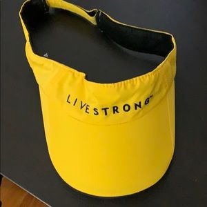 Livestrong hat